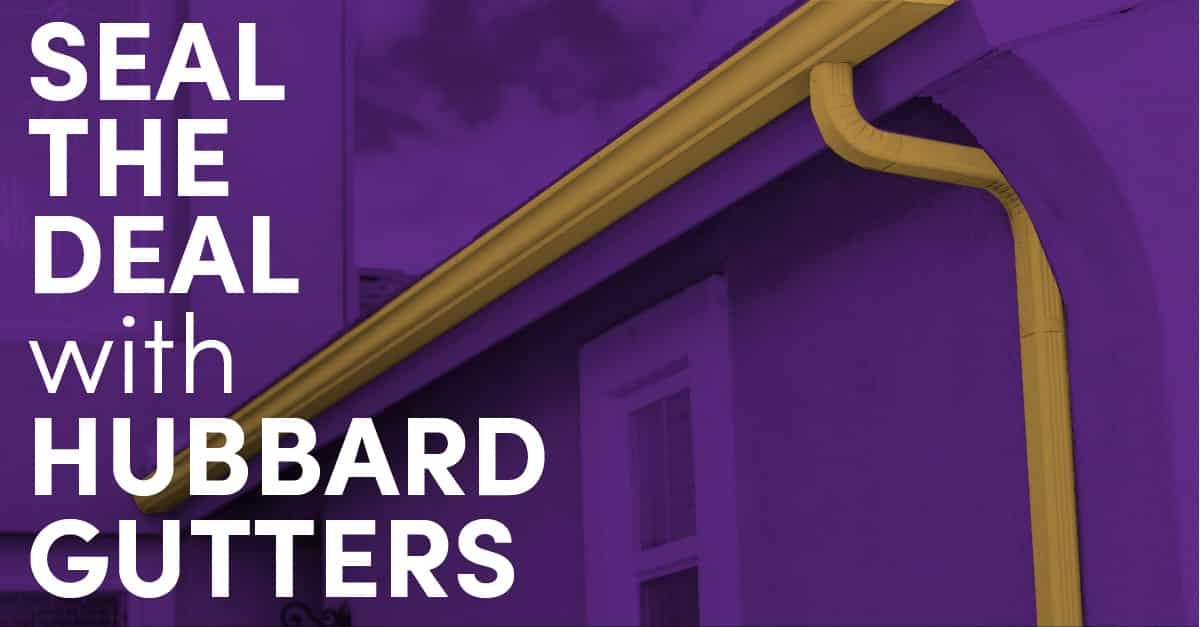 Hubbard Roofing Installs Premier Gutter Systems